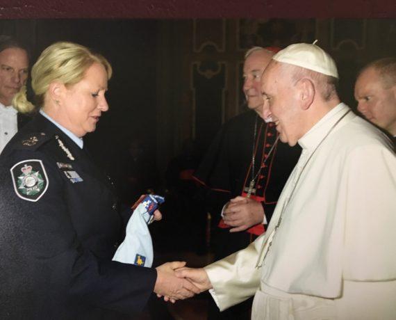 Debbie Platz Pope Uniforms 4 Kids