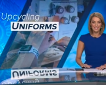 upcycling uniforms